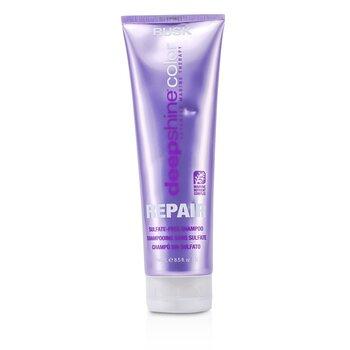Rusk Deepshine Color Repair Sulfate-Free Shampoo  250ml/8.5oz