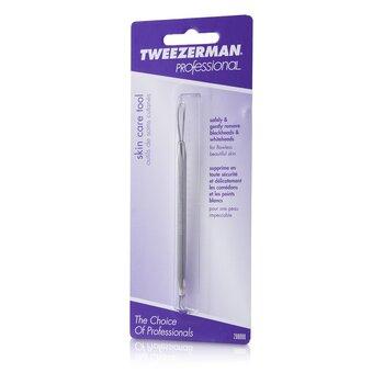Tweezerman Professional Skin Care Tool Stainless Steel - Loops On Both Ends  -