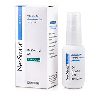 Neostrata Refine Oil Control Gel 8 PHA/AHA  30ml/1oz
