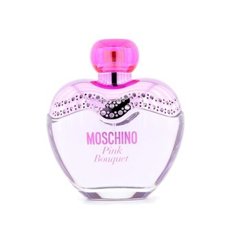 Moschino Pink Bouquet Eau De Toilette Spray  100ml/3.4oz