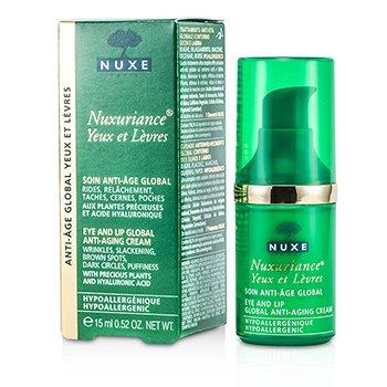 Nuxe Nuxuriance Eye And Lip Global Anti-Aging Cream  15ml/0.52oz