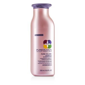 Pureology Pure Volume Shampoo (For Fine Colour-Treated Hair)  250ml/8.5oz