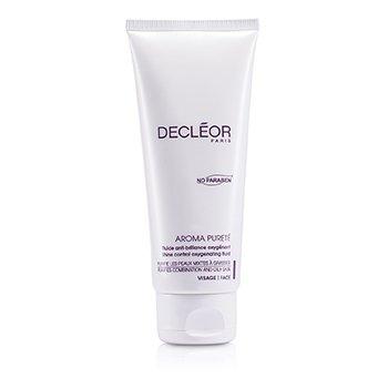Decleor Aroma Purete Shine Control Oxygenating Fluid (Salon Product, For Combination/ Oily Skin)  100ml/3.3oz