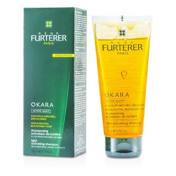 Rene Furterer Okara Light Activating Shampoo (For Highlighted, Bleached Hair)  200ml/6.76oz