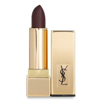 Yves Saint Laurent Rouge Pur Couture The Mats - # 205 Prune Virgin  3.8g/0.13oz