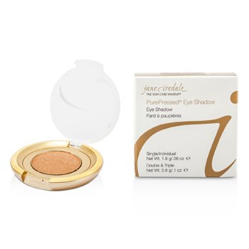 Jane Iredale PurePressed Single Eye Shadow - Rose Gold  1.8g/0.06oz