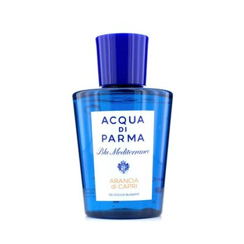 Acqua Di Parma Blu Mediterraneo Arancia Di Capri Relaxing Shower Gel (New Packaging)  200ml/6.7oz