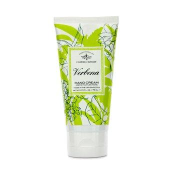 Caswell Massey Verbena Hand Cream  75ml/2.5oz