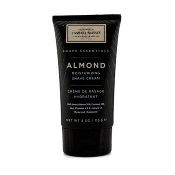 Caswell Massey Almond Moisturizing Shave Cream  113g/4oz