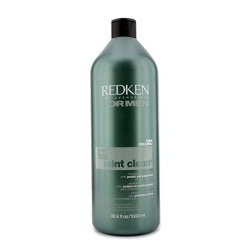 Redken Men Mint Clean Invigorating Shampoo  1000ml/33.8oz