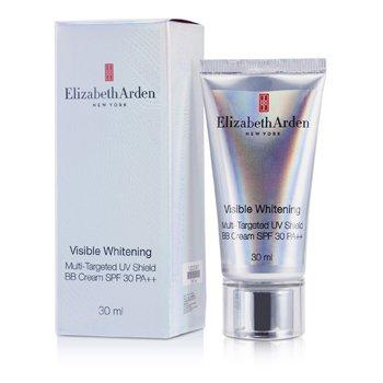 Elizabeth Arden Visible Whitening Multi Targeted UV Shield BB Cream SPF30 - Shade 02  30ml/1oz