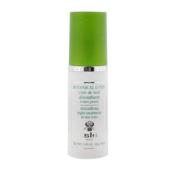 Sisley Botanical D-Tox Detoxifying Night Treatment  30ml/1.05oz