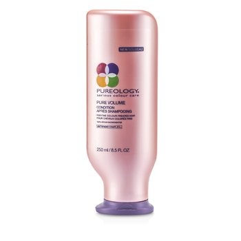 Pureology Pure Volume Condition (For Fine Colour-Treated Hair)  250ml/8.5oz