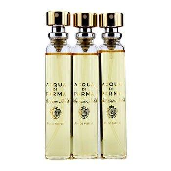 Acqua Di Parma Gelsomino Nobile Leather Purse Spray Refills Eau De Parfum  3x20ml/0.7oz