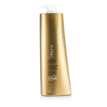 Joico K-Pak Clarifying Shampoo - To Remove Chlorine & Buildup (New Packaging)  1000ml/33.8oz
