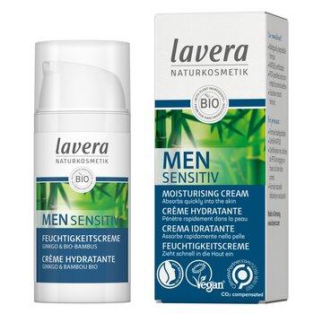 Lavera Men Sensitiv Moisturising Cream  30ml/1oz