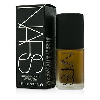 NARS Sheer Matte Foundation - Benares (Dark 2 - Dark with golden undertone)  30ml/1oz