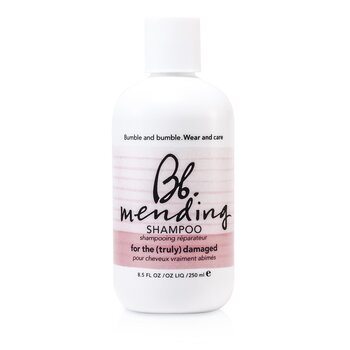 Bumble and Bumble Mending Shampoo (For the Truly Damaged Hair)  250ml/8.5oz