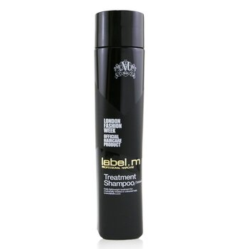 Label.M Treatment Shampoo (Daily Lightweight Treatment For Chemically Treated or Coloured Hair)  300ml/10.1oz