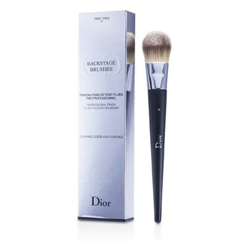 Christian Dior Backstage Brushes Professional Finish Fluid Foundation Brush