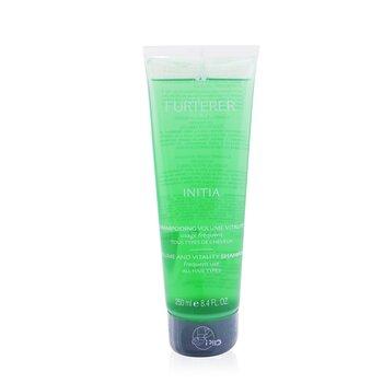 Rene Furterer Initia Volume and Vitality Shampoo (Frequent Use)  250ml/8.45oz