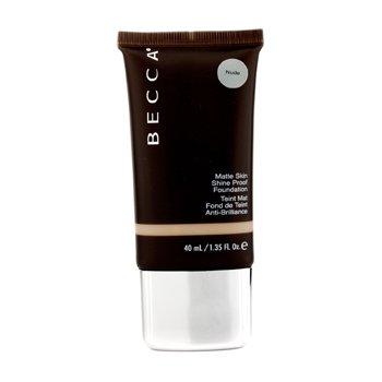 Becca Matte Skin Shine Proof Foundation - # Nude  40ml/1.35oz