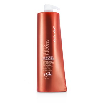 Joico Smooth Cure Conditioner - For Curly/ Frizzy/ Coarse Hair (New Packaging)  1000ml/33.8oz