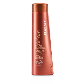 Joico Smooth Cure Shampoo - For Curly/ Frizzy/ Coarse Hair (New Packaging)  300ml/10.1oz