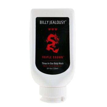 Billy Jealousy Triple Crown 3 In 1 Body Wash  236ml/8oz