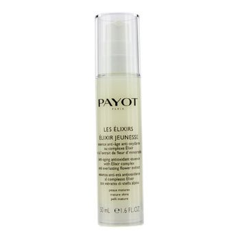Payot Elixir Jeunesse Anti-Aging Antioxidant Essence (Salon Size)  50ml/1.6oz