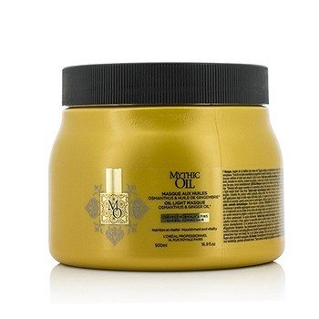 L'Oreal Professionnel Mythic Oil Nourishing Masque (For All Hair Types)  500ml/16.9oz
