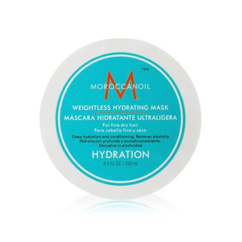 Moroccanoil Weightless Hydrating Mask (For Fine Dry Hair)  250ml/8.5oz