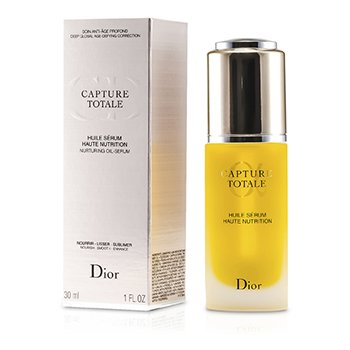Christian Dior Capture Totale Haute Nutrition Nurturing Oil-Serum  30ml/1oz