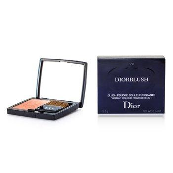 Christian Dior DiorBlush Vibrant Colour Powder Blush - # 553 Cocktail Peach  7g/0.24oz