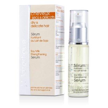 J. F. Lazartigue Soy Milk Strengthening Serum (For Dry & Delicate Hair)  30ml/1oz