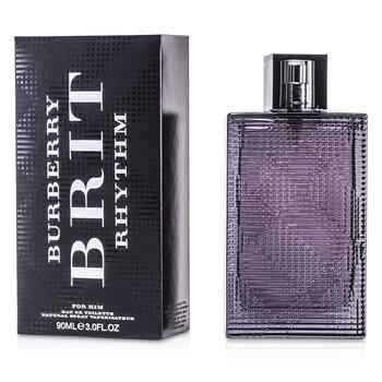 Burberry Brit Rhythm Eau De Toilette Spray  90ml/3oz