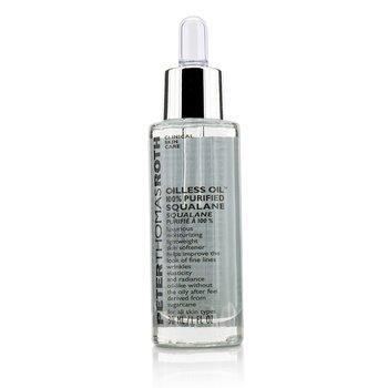 Peter Thomas Roth Oilless Oil 100% Purified Squalane Moisturizing Lightweight Skin Softener  30ml/1oz