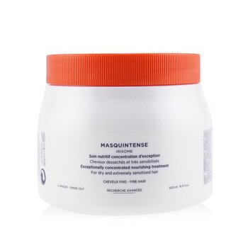 Kerastase Nutritive Masquintense Exceptionally Concentrated Nourishing Treatment (For Dry & Sensitive Fine Hair)  500ml/16.9oz