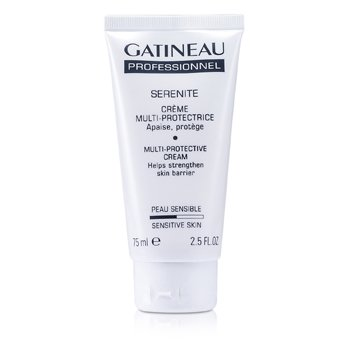 Gatineau Serenite Multi-Protective Cream - For Sensitive Skin (Salon Size)  75ml/2.5oz
