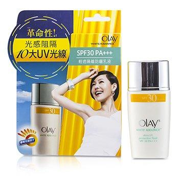 Olay White Radiance Ultra UV Protective Fluid SPF 30  40ml/1.33oz