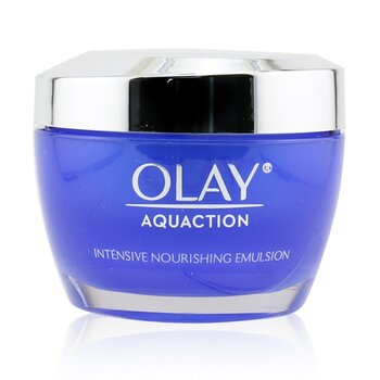 Olay Aquaction Intensive Nourishing Emulsion  50g/1.7oz