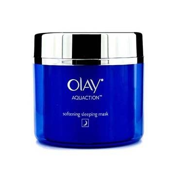 Olay Aquaction Softening Sleeping Mask  130g/4.3oz