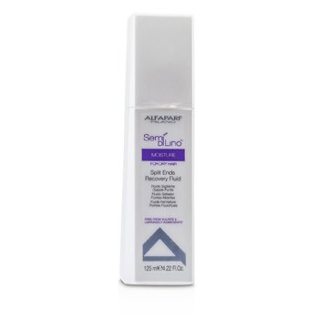 AlfaParf Semi Di Lino Moisture Split Ends Recovery Fluid (For Dry Hair)  125ml/4.22oz