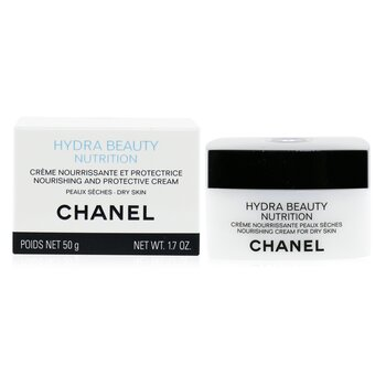 Chanel Hydra Beauty Nutrition Nourishing & Protective Cream (For Dry Skin)  50g/1.7oz