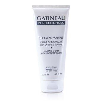 Gatineau Therapie Marine Massage Cream (Salon Size)  200ml/6.7oz