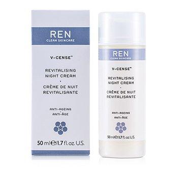 Ren V-Cense Revitalising Night Cream (For Dry Skin)  50ml/1.7oz