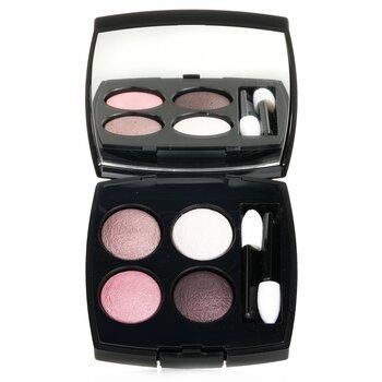 Chanel Les 4 Ombres Quadra Eye Shadow - No. 202 Tisse Camelia  2g/0.07oz