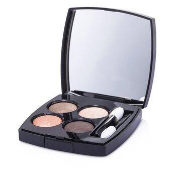 Chanel Les 4 Ombres Quadra Eye Shadow - No. 204 Tisse Vendome  2g/0.07oz