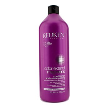 Redken Color Extend Magnetics Conditioner (For Color-Addicted Hair)  1000ml/33.8oz