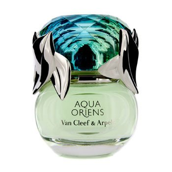 Van Cleef & Arpels Aqua Oriens Eau De Toilette Spray  50ml/1.7oz